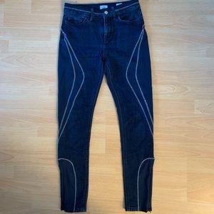 Tommy Hilfiger & Gigi Hadid Motor Jeans